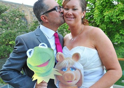 Wedding DJ Glasgow - Ewen Cameron STV Edinburgh
